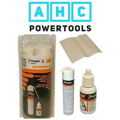 Paslode Cleaning Kit for a Impulse and Pulsa Nail Guns - 013690