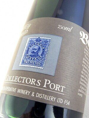 1980 circa BERRI Stamp Port 2 King Edward Vll FREE SHIP Isle of Wine