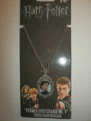 Harry Potter Framed Undesirable No.1 Single Chain Necklace