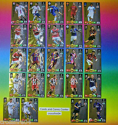 Panini Champions League 2010/2011 10/11 Champion aus allen aussuchen / choose