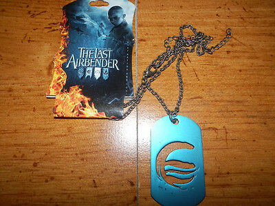 Avatar The Last Airbender Lab Water Tag Blue