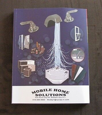 Mobile Home Parts Catalog. Over 250 Pages of Mobile Home Parts & Accessories