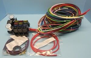 rebel wire 9 + 3 circuit wiring harness