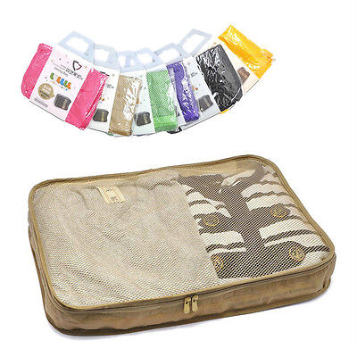 =Colorful=Durable=Space Saver Storage Bag Travel Organizer Polyester Case Pouch