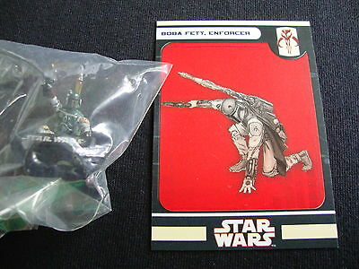Boba Fett Enforcer Star Wars Miniatures Alliance & Empire New