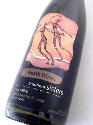 2005 HEATH WINES Southern Sisters Reserve Riesling Isle of Wine