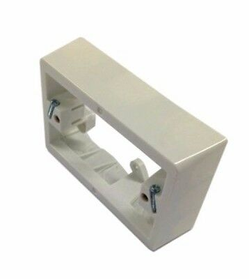 10 X 35MM MOUNTING BLOCK for power points and switches
