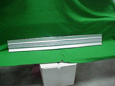 1968 68 Plymouth Fury III Trunk Lid Deck Chrome Finish Panel Trim $$REDUCED