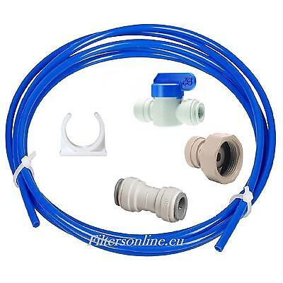 Samsung Side By Side Fridge Water Filter (Kit-1) John Guest 1/4 Tube Connector