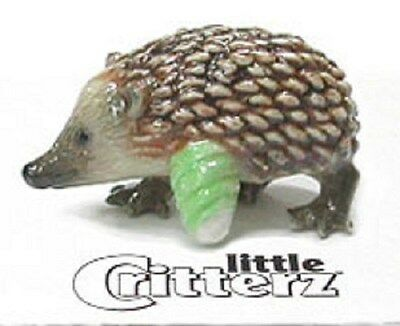 Little Critterz - Rescue Hedgehog - LC601 (Buy 5 get 6th free!)