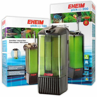 Eheim Pick Up 2006,2008,2010,2012 Internal Fish Tank Filter Tropical Coldwater