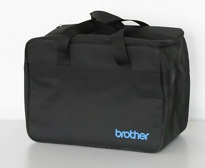 Brother Domestic Sewing Machine Blue Carry Bag Case -   A026
