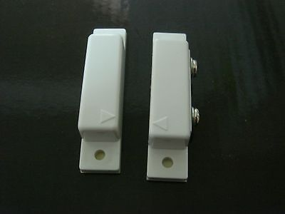 Security, Window & Door Magnetic / Reed Switch Qty 100 (New)