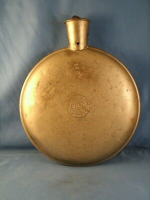 Vintage Cello Sanitary Hot Water Bottle A.S. Campbell Co. Boston 1912