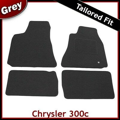 TOYOTA AVENSIS Mk1 1997-2003 Tailored LUXURY 1300g Carpet Car Floor Mats GREY