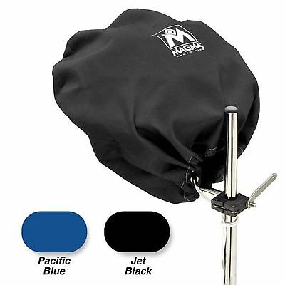 Magma Grills A10-492Jb Grill Cover For Party Size Kettle Grills Jet Black