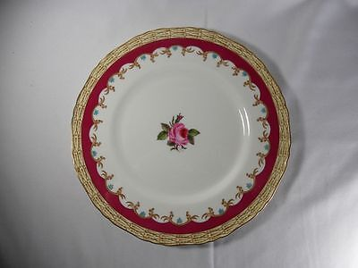 Royal Worcester Kildare-Red  Dinner Plate(s)