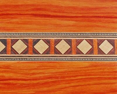 Exquisite Rarely Seen  Buffard Frères Marquetry Banding Strips (Inlay-39)