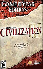 Sid Meier's Civilization III (Game of the Year Edition) (PC)