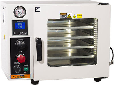 Ai UL/CSA Certified 5 Sided 0.9 CF Vacuum Oven SST Tubing 2-Yr Warranty 110V 1P