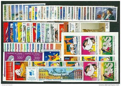 Annee Complete Neuve Xx 1997 Timbres Luxe