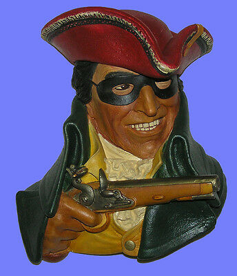 # B16  Highwayman More Rare Bossons In My Listings