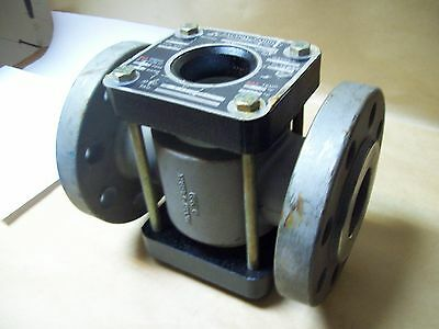 """Sight Flow Indicator 2"""" 600 Rf Flanged 316Ss Jacoby Tarbox F910Hpa  900Wh"""