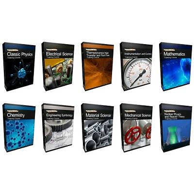 Engineering Engineer Training Course Collection Bundle