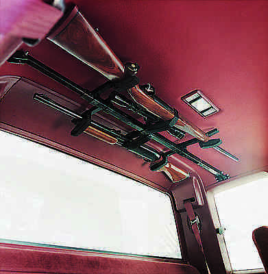 NEW Big Sky Racks SBR-2G Telescoping Two Gun Skybar Series Truck Ceiling Rack