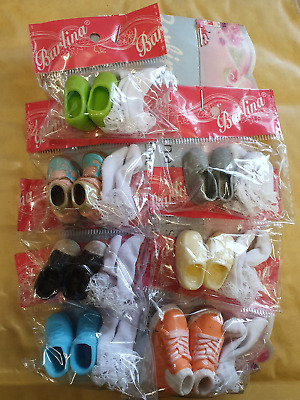 Barbie Sindy Doll Sized Clothing Accessories Cute Shoes & Socks 4 Colours Uksell
