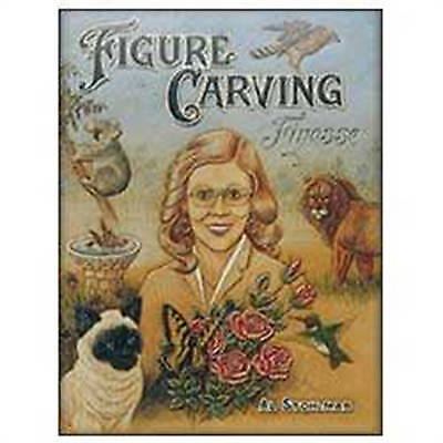 Figure Carving Finesse Book Al Stohlman 61951-00 by Tandy Leather