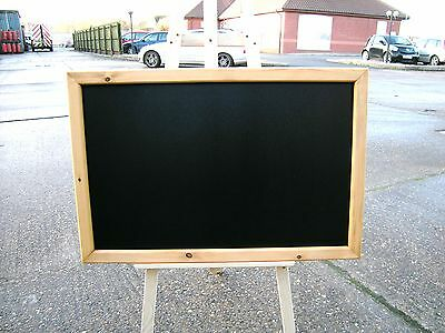 "FRAMED CHALKBOARD - MENU - SPECIALS BOARD  - 24"" x 36""  G/O"