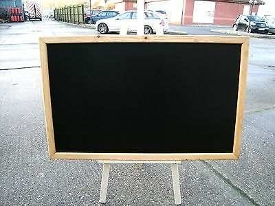 "FRAMED CHALKBOARD - MENU - SPECIALS BOARD  - 30"" x 48""  G/O"