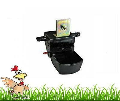 Cages Useful Constant Level Auto Cup Drinker For Poultry Cage Drinker Hatching Eggs Automatic