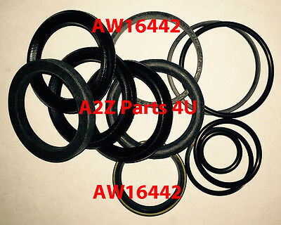 Bucket Hydraulic Cylinder Seal Kit For John Deere 158 Loader - AW16442