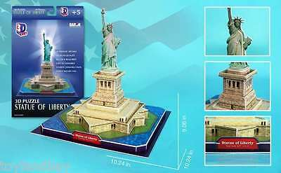 Museum Quality 3D Model Statue of Liberty Architectural Model 1:400 Scale
