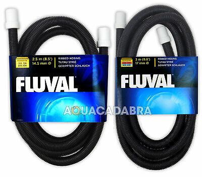 Fluval External Filter Hosing Ribbed 105,205,106,206,305,306,405,406,fx4,fx5,fx6