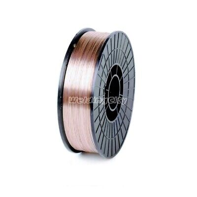 "WeldingCity ER70S-6 11-lb Mild Steel MIG Welding Wire .030"" (0.8mm) 