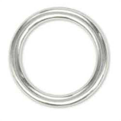 """2"""" Heavy Duty Solid Ring 10 Pack 1184-10 Tandy Leather Craft"""