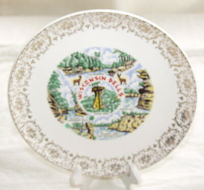 Wisconsin Dells Collector Plate