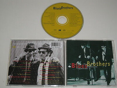 Blues Brothers/The Definitive Collection(Atlantic 7567-82428-2) Cd Album