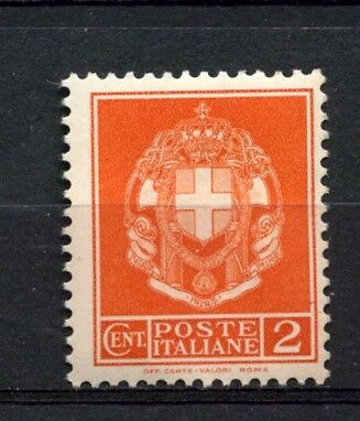 Italy 1930 SG#238 2c Fascist Arms MNH #A4930
