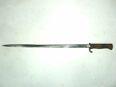 WWI WW1 German VC Schilling Suhl Bayonet Model 1898 RARE