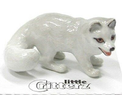 little Critterz LC146 - Artic Fox (Buy 5 get 6th free!)