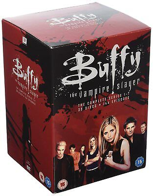 Buffy the Vampire Slayer - Complete Season 1 2 3 4 5 6 7 DVD Box Set New Sealed