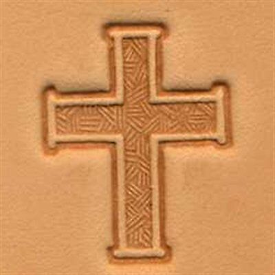 Cross 3D Stamp 88338-00 by Tandy Leather