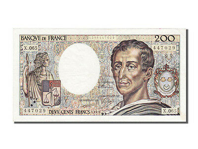 Billets, 200 Francs type Montesquieu #100413