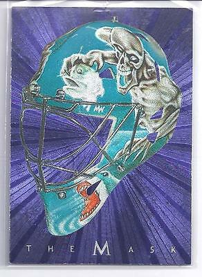 2001-02 BAP BETWEEN THE PIPES EVGENI NABOKOV THE MASK #27!