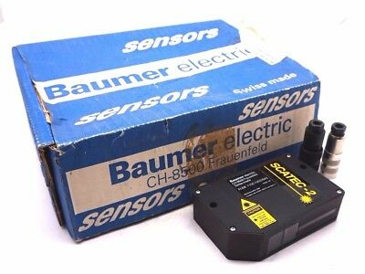 New Baumer Electric Fldk110C1002/s42 Laser Counter Scatec-2