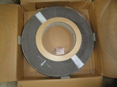Norton Grinding Wheel ZS121-X2BZ1H-X371C  Size:  25 x 3 x 12 - New In Box